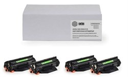 Комплект картриджей CS-EPS190, 189, 188, 187 для принтеров Epson AcuLaser C1100, C1100N, CX11, CX11N, CX11NF, CX11NFC.