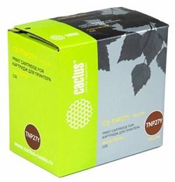 Лазерный картридж Cactus CS-TNP27Y (TNP-27Y) желтый для принтеров Konica Minolta C25 (6000 стр.) - фото 10959