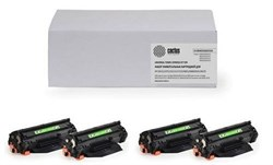 Комплект картриджей CACTUS CS-TN135 BK, C, M, Y (TN-135)  для принтеров Brother 4040CN, HL-4050CDN, HL-4070CDW, DCP-9040CN, DCP-9042CDN, DCP-9045CDN, MFC-9440CN, MFC-9450CDN, MFC-9840CDW . - фото 10992