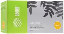 Лазерный картридж Cactus CS-PH5335 (113R00737) черный для принтеров Xerox Phaser 5335, 5335dn, 5335dt, 5335n (10000 стр.) - фото 10993