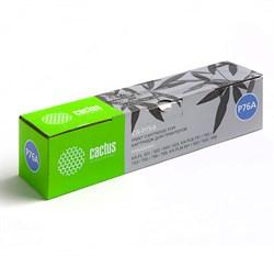 Лазерный картридж Cactus CS-P76A (KX-FA76A) черный для принтеров Panasonic KX FL501, FL502, FL503, FL503ru, FL521, FL523, FL523ru, FL551, FL553, FL553ru, FLB750, FLB750ru, FLB751, FLB752, FLB753, FLB753ru, FLB755, FLB756, FLB758, FLB758ru, FLM551, FLM552, - фото 11022