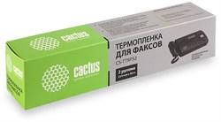 Термопленка Cactus CS-TTRP52 (KX-FA52A) черный для принтеров Panasonic KX FC225, FC226, FC228, FC228ru, FC253, FC255, FC258, FC268, FC268ru-T, FG2451, FG2452, FG2658, FG2858, FG5643, FP205, FP205ru, FP206, FP207, FP207ru, FP208, FP215, FP215ru, FP218, FP2 - фото 11038
