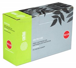 Лазерный картридж Cactus CS-TK1125 (Mita TK-1125) черный для принтеров Kyocera Mita FS 1325MFP, 1061DN (2100 стр.) - фото 11042