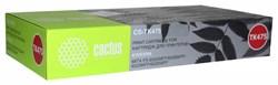 Лазерный картридж Cactus CS-TK475 (Mita TK-475) черный для принтеров Kyocera Mita FS 6025MFP, 6025MFP B, 6030MFP, 6525MFP, 6530MFP (15000 стр.) - фото 11046