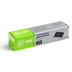 Термопленка Cactus CS-TTRS06 (FO-6CR (UX-6CR)) для принтеров Sharp FO A450, A560, A650, D60, P400, P510, P600, NX A550, P440, P500, P550, UX A45, A255, A260, A400, A450, CC500, CD600, CL220, P100, P110, P115, P200, P400, S10 (50 метров стр.)