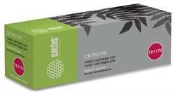 Тонер картридж Cactus CS-TK1170 черный (7200стр.) для Kyocera Ecosys M2040dn, M2540dn, M2640idw - фото 11359