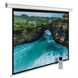 """Экран Cactus MotoExpert CS-PSME-200x150-WT 100"""" 4:3 настенно-потолочный рулонный белый (моторизованный привод) - фото 11874"""