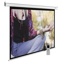 """Экран Cactus MotoExpert CS-PSME-280X210-WT 140"""" 4:3 настенно-потолочный рулонный белый (моторизованный привод) - фото 11880"""