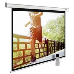 """Экран Cactus MotoExpert CS-PSME-280X175-WT 130"""" 16:10 настенно-потолочный рулонный белый (моторизованный привод) - фото 11886"""
