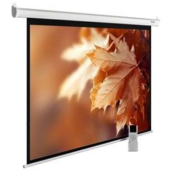 """Экран Cactus MotoExpert CS-PSME-300X188-WT 140"""" 16:10 настенно-потолочный рулонный белый (моторизованный привод) - фото 11888"""