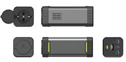 Мобильный аккумулятор Cactus CS-PBHTBP-20800 Li-Ion 20800mAh 2.4A+3A+3.2A графит 3xUSB - фото 11890