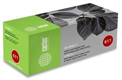 Лазерный картридж Cactus CS-MX611 (60F0XA0, 60F5X0E) черный для Lexmark MX 510de, 511de, 511dte, 511dhe, 610de, 611de (20'000 стр.) - фото 11996