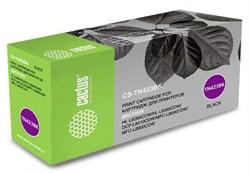 Лазерный картридж Cactus CS-TN423BK (TN-423BK) черный для Brother DCP L8410CDW; HL L8260CDW, L8360CDW; MFC L8690CDW, L8900CDW (6'500 стр.) - фото 11998
