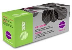 Лазерный картридж Cactus CS-TN423M (TN-423M) пурпурный для Brother DCP L8410CDW; HL L8260CDW, L8360CDW; MFC L8690CDW, L8900CDW (4'000 стр.) - фото 12000