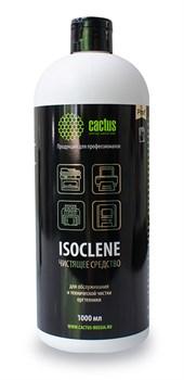 Спирт для очищения и дезинфекции техники Cactus CS-ISOCLENE1 изопропиловый 1л. - фото 12127