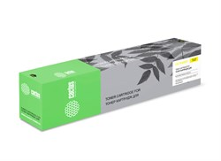 Лазерный картридж Cactus CS-TK8325Y (TK-8325Y) желтый для Kyocera Mita TASKalfa 2551ci MFP KX (12'000 стр.) - фото 12491