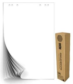 Блок бумаги для флипчартов Cactus CS-PFC20W-5 белый 20 лист. (упак. 5 шт.) - фото 12783