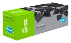 Лазерный картридж Cactus CS-CF256A (HP 56A) черный для HP LaserJet MFP M436n, M436nda (7'400 стр.) - фото 13092