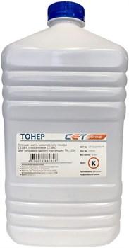 Тонер Cet CE38-K/CE38-D CET111068579 черный (в компл.:девелопер) для принтера KONICA MINOLTA Bizhub C227, 287 (бутылка 579 гр.) - фото 13864