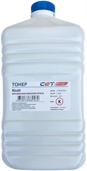 Тонер Cet HT8-K CET8524K500 черный для принтера RICOH MPC2003, 2503, 3003, 5503 (бутылка 500 гр.) - фото 13868