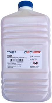 Тонер Cet HT8-M CET8524M500 пурпурный для принтера RICOH MPC2003, 2503, 3003, 5503 (бутылка 500 гр.) - фото 13869