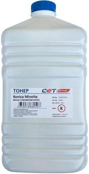 Тонер Cet NF5K CET8815500 черный для принтера KONICA MINOLTA Bizhub C220, 280, 360 (бутылка 500 гр.) - фото 13872