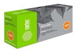 Лазерный картридж Cactus CS-TL-420X (TL-420H) черный увеличенной емкости для Pantum M6700d, M6700dw, M6800fdw, M7100dn, M7200fd, P3010d, P3300dn, P3300dw (6'000 стр.) - фото 15500