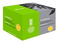 Лазерный картридж Cactus CS-PH3010X (106R02183) черный увеличенной емкости для Xerox Phaser 3010, 3010v, 3040, 3040v; WorkCentre 3045, 3045b, 3045v, 3040ni (2'300 стр.) - фото 15600