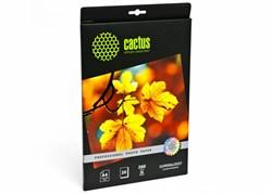 Фотобумага Cactus Prof CS-HGA426020 A4, 260г/м2, 20л., белый глянцевое для струйной печати - фото 6835