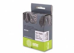 Лента Cactus CS-TZ251 (TZE-251) черный для принтеров P-touch PT-1010, PT-1280, PT-1280VP, PT-2700VP (24 мм x 8 м) - фото 6873