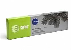 Матричные картриджи Cactus CS-DFX5000 черный для Epson DFX5000, 8000, 8500 - фото 6876