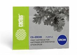 Матричные картриджи Cactus CS-ERC09 пурпурный для Epson ERC09 - фото 6880