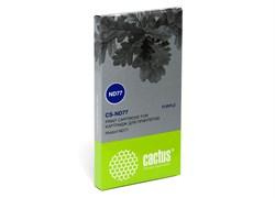 Матричные картриджи Cactus CS-ND77 пурпурный для Nixdorf ND77 - фото 6897