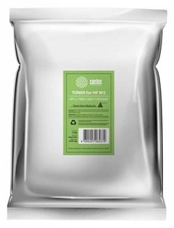 Тонер Cactus CS-THP2-10kg черный пакет 10000гр. для принтера HP LJ 1000, 1200, 1150, 9000 - фото 8152