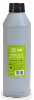 Тонер для принтера Cactus CS-THP3-1000 черный (флакон 1000гр) HP LJ P2014/P2015/2030/2050/3005 - фото 8160