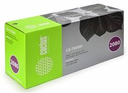 Лазерный картридж Cactus CS-TN2080 (TN-2080) черный для принтеров HL-2130R, DCP-7055R,DCP-7055W (700 стр.) - фото 8201