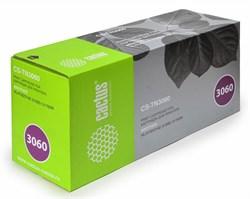 Лазерный картридж Cactus CS-TN3060 (TN-3060) черный для принтеров HL-5130, HL-5140, HL-5150D, HL-5170DN, DCP-8040, DCP-8045D, MFC-8220, MFC-8440, MFC-8840D, MFC-8840DN (6700 стр.) - фото 8212