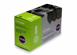 Лазерный картридж Cactus CS-TN3380 (TN-3380) черный для принтеров DCP-8110DN, DCP-8250DN, HL-5440D, HL-5450DN, HL-5450DNT, HL-5470DW, HL-6180DW, MFC-8520DN, MFC-8950DW (8000 стр.) - фото 8223