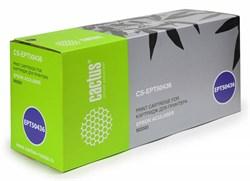 Лазерный картридж Cactus CS-EPT50436 (C13S050436) черный для принтеров AcuLaser M2000, M2000D (3500 стр.) - фото 8522