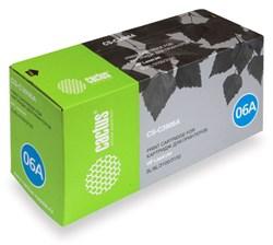 Лазерный картридж Cactus CS-C3906A (HP 06A) черный для HP LaserJet 5L, 6L, 3100, 3100SE, 3100Xi, 3150, 3150 AiO, 3150se AiO, 3150xi AiO (2'500 стр.) - фото 8535