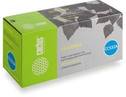 Лазерный картридж Cactus CS-CC532A (HP 304A) желтый для принтеров HP  Color LaserJet CM2320 mfp, CM2320fxi (CC435A), CM2320n, CM2320nf (CC436A), CP2020 series, CP2025 (CB493A), CP2025dn (CB495A), CP2025n (CB494A), CP2025x (2800 стр.) - фото 8731