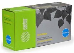 Лазерный картридж Cactus CS-CE402A (HP 507A) желтый для принтеров HP  Color LaserJet M551 (ENT 500 COLOR), M551DN ENT (CF082A), M551N ENT, M551XH ENT, M570 (PRO 500 COLOR MFP), M570DN (PRO 500 COLORMFP), M570DW (PRO 500 COLORMFP) (6000 СТР.) - фото 8817