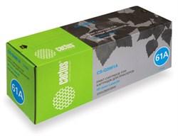 Лазерный картридж Cactus CS-Q3961A (HP 122A) голубой для принтеров HP Color LaserJet 2550, 2550L, 2550LN, 2550N, 2820, 2830, 2840 (4000 стр.) - фото 8882