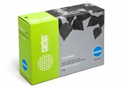 Лазерный картридж Cactus CS-Q6460A (HP 644A) черный для принтеров HP  Color LaserJet 4730, 4730MFP, 4730X MFP, 4730XM MFP, 4730XS MFP, CM4730, CM4730F, CM4730FM, CM4730FSK, CM4730 MFP (12000 стр.) - фото 8942
