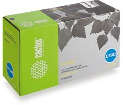 Лазерный картридж Cactus CS-Q7582A (HP 503A) желтый для принтеров HP  Color LaserJet 3800, 3800DN, 3800DTN, 3800N, CP3505, CP3505dn, CP3505n, CP3505x (6000 стр.) - фото 9016