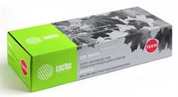 Лазерный картридж Cactus CS-TK410 (Mita TK-410) черный для принтеров Kyocera Mita KM 1620, 1635, 1650, 1650F, 1650S, 2020, 2035, 2050, 2050F, 2050S, Olivetti d-Copia 16, 16MF, 200, 200MF, Utax: CD1016, CD1116, CD1120, CD1216 (15000 стр.) - фото 9164