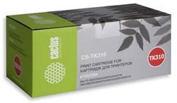 Лазерный картридж Cactus CS-TK310 (Mita TK-310) черный для принтеров Kyocera Mita FS 2000, 2000D, 2000DN, 2000DTN, 3900, 3900DN, 3900DTN, 4000, 4000DN, 4000DTN (12000 стр.) - фото 9175