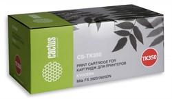 Лазерный картридж Cactus CS-TK350 (Mita TK-350) черный для принтеров Kyocera Mita FS 3040, 3040MFP, 3040MFP+, 3140, 3140MFP, 3140MFP+, 3540, 3540MFP, 3640, 3640MFP, 3920, 3920DN (15000 стр.) - фото 9178