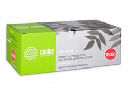 Лазерный картридж Cactus CS-TK60 (Mita TK-60) черный для принтеров Kyocera Mita FS 1800, 1800+, 1800DTN Plus, 1800N, 1800N Plus, 1800T Plus, 1800TN Plus, 3800, 3800D, 3800DN, 3800DTN, 3800N, 3800T, 3800TN (20000 стр.) - фото 9202