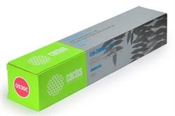 Лазерный картридж Cactus CS-O530C (44469754) голубой для принтеров Oki C 510, 510dn, 511, 511dn, 530, 530dn, 531, 531dn, MC 561, 561dn, 562, 562dn, 562dnw, 562w (5000 стр.) - фото 9238